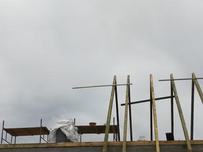 budowa szkieletu dachu 2