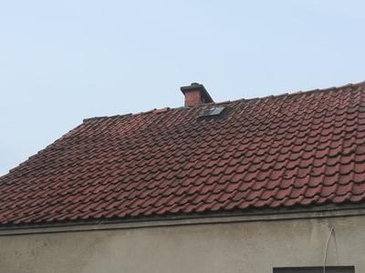 dach z czerwonej dachówki 2