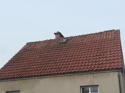 dach z czerwonej dachówki 3